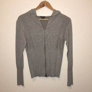 A/X Armani Exchange Gray Sweater Hoodie